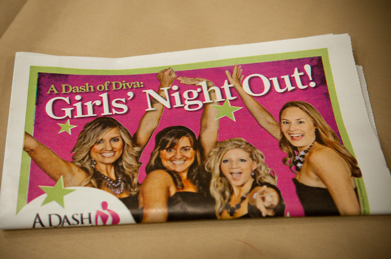 Dash of Diva - Girls Night Out!